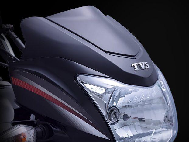 TVS 125cc Bike