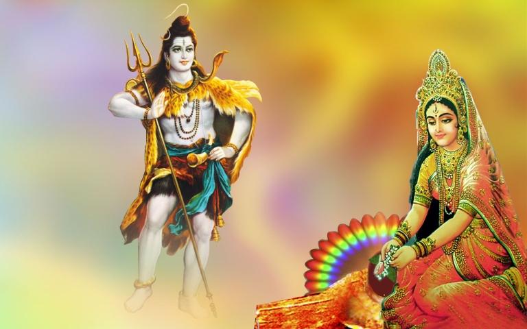 Lord-shiva-Goddess-Parvati