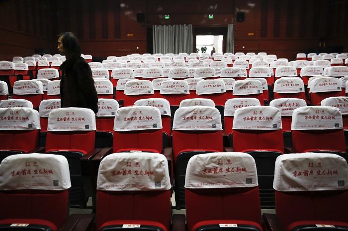 China Biggest Cinema Market
